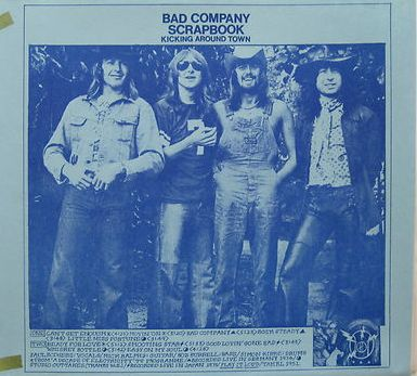 Bad Company | THE AMAZING KORNYFONE LABEL