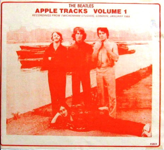 Beatles Apple Trax Vol 1