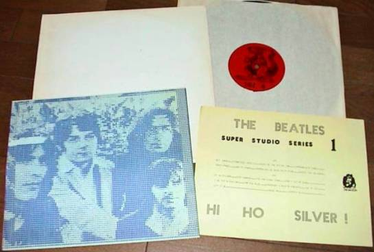 Beatles Hi Ho Silver