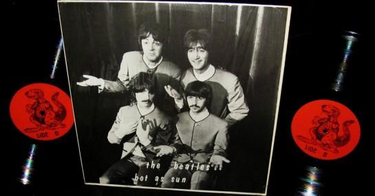 Beatles hot as sun dragon