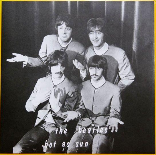 Beatles Hot As Sun