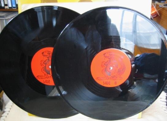 Beatles Sweet Apple Trax 1 KiKo