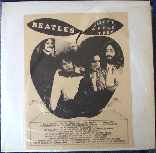Beatles Sweet Apple Trax