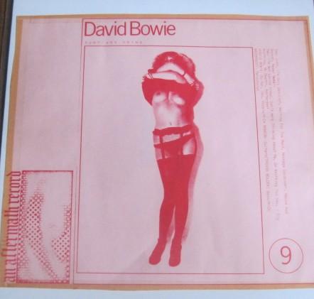 Bowie D Bump & Grind