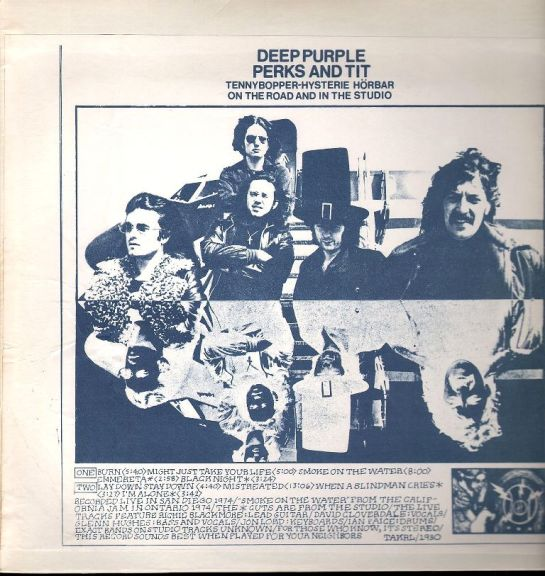Deep Purple Perks & Tit 4