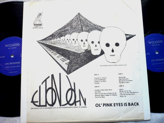 John E Ol' Pink Eyes 331