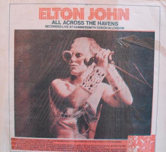 John Elton All Across