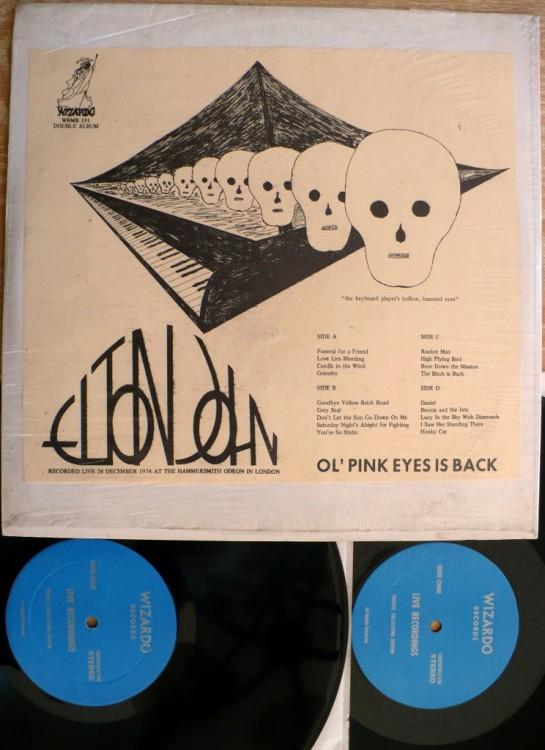 John Elton Ol' Pink Eyes 2