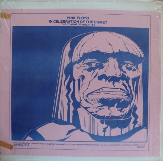 Pink Floyd ICot Comet