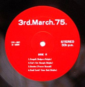 Bad Co L1975March lbl 2