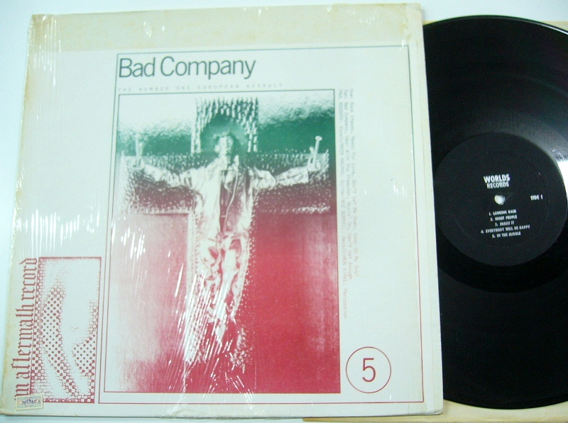 1961 1964 Bad Company Boblingen The Number One