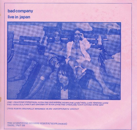 Bad Company live in Japan RS