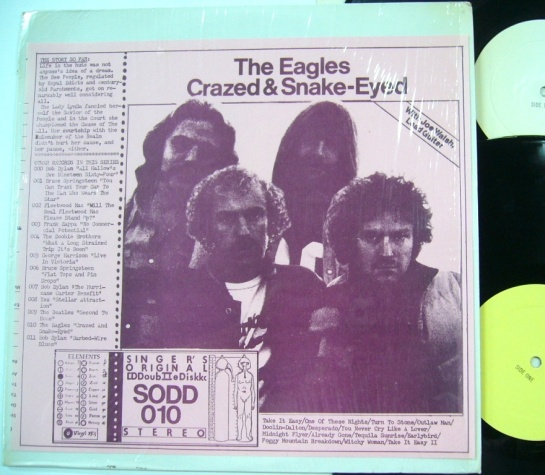 Eagles Crazed & Snake Eyed 2
