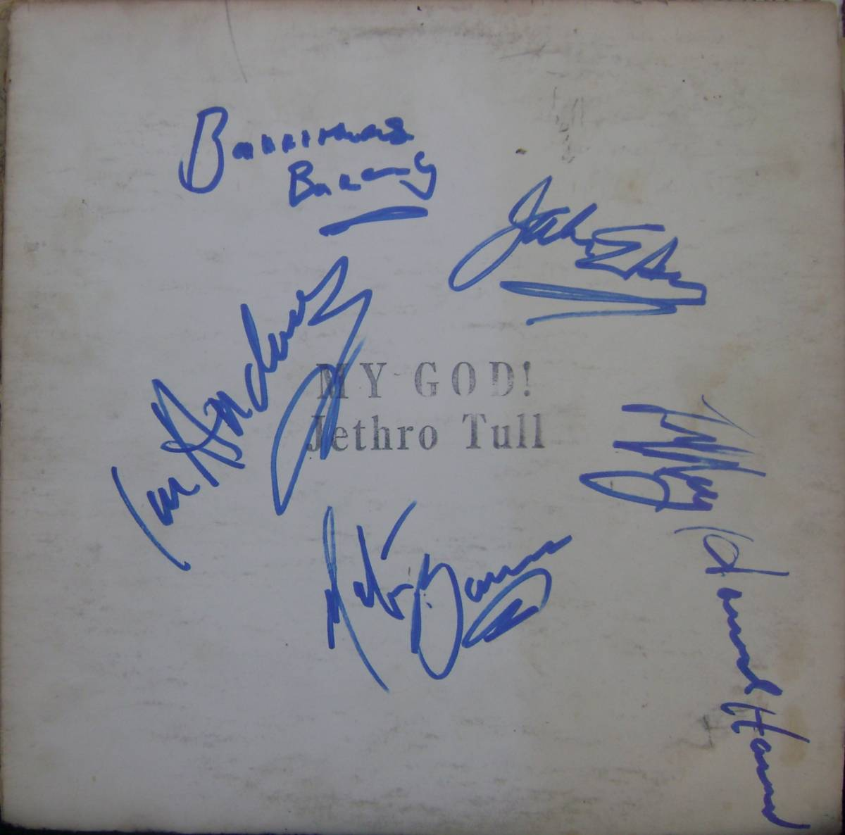 Autographed Bootlegs The Amazing Kornyfone Label
