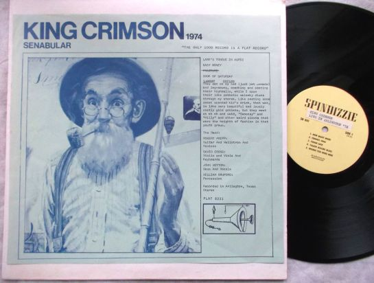 King Crimson Senabular 2