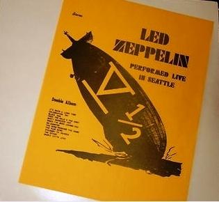 2964: LED ZEPPELIN  LIVE IN SEATTLE 1973 (4/4)