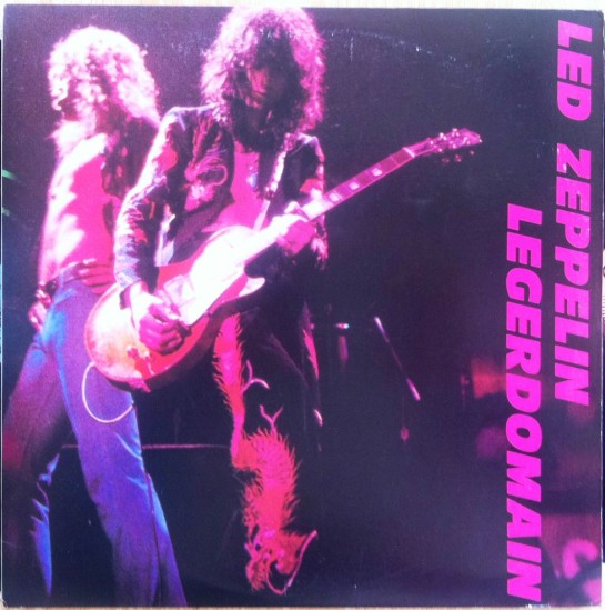 Led Zeppelin Legerdomain