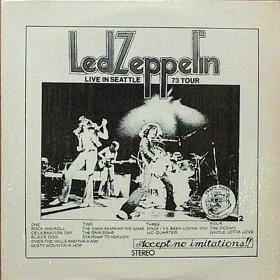 2964: LED ZEPPELIN LIVE IN SEATTLE 1973 | THE AMAZING