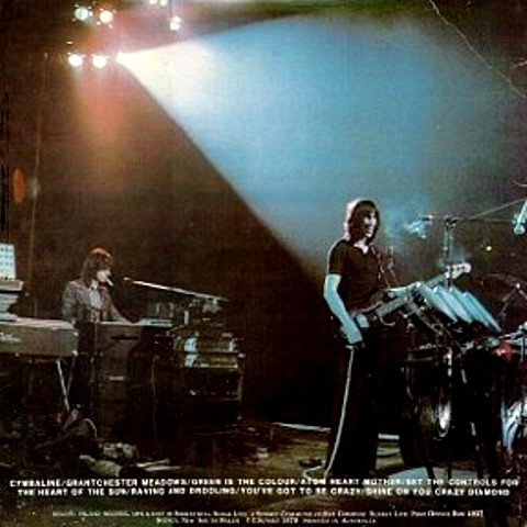 Pink Floyd Raving and Drooling b