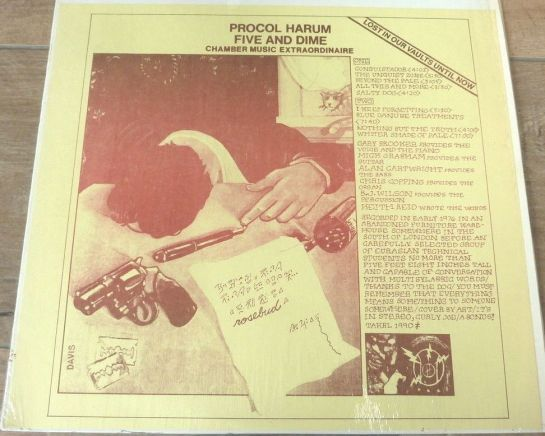 Procol Harum Five a Dime