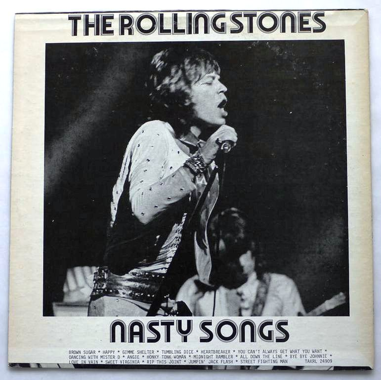 SODD 012 Rolling Stones Nasty Music | THE AMAZING ... Rolling Stones Songs