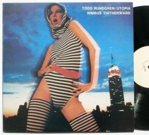 1996 Todd Rundgren Utopia Nimbus Thitherward The