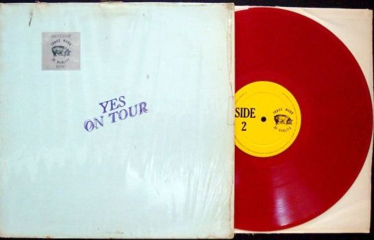 Yes On Tour red
