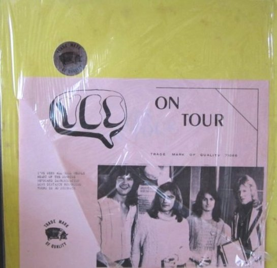 Yes On Tour
