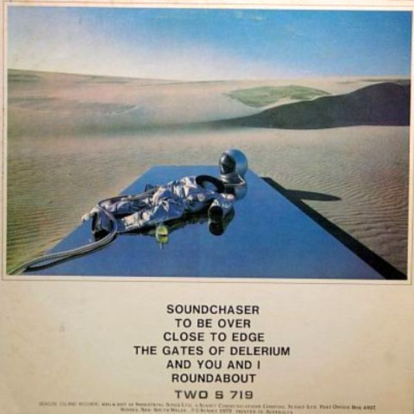 1981: YES  'THE AFFIRMERY' :Beacon Island (5/5)