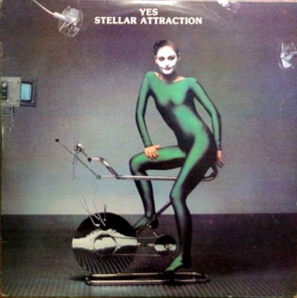 1981: YES  'THE AFFIRMERY' :Beacon Island (4/5)