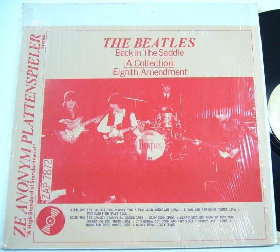 Beatles BITSaddle