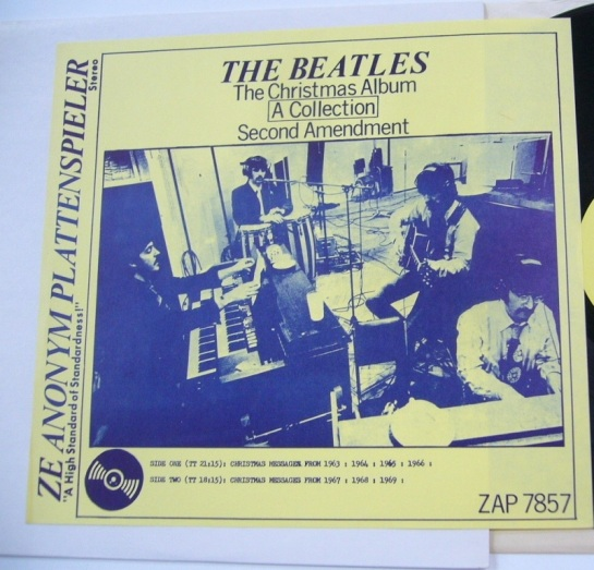 Beatles Christmas Album 2