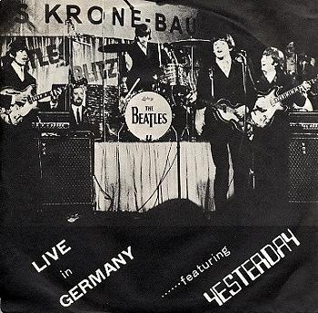 Beatles LiveinGermany Marc EP