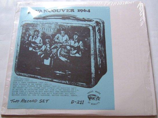 Beatles Vancouver 1964 2