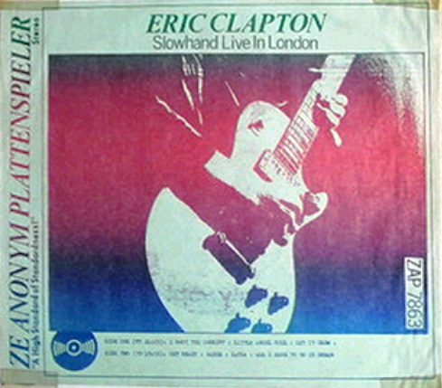 Eric Clapton Live London Hammersmith Odeon 1974 The