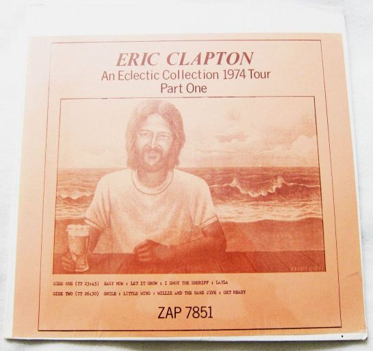Clapton Eclectic Collection 1