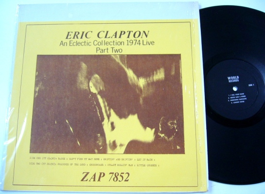 Clapton Eclectic Collection 2 tan
