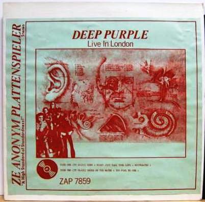 Deep Purple Live In London 2