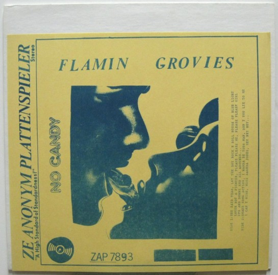 Flamin Groovies No Candy big