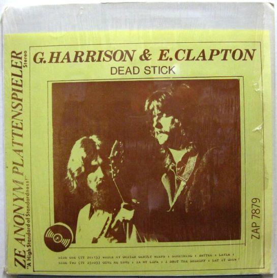 Harrison Clapton Dead Stick