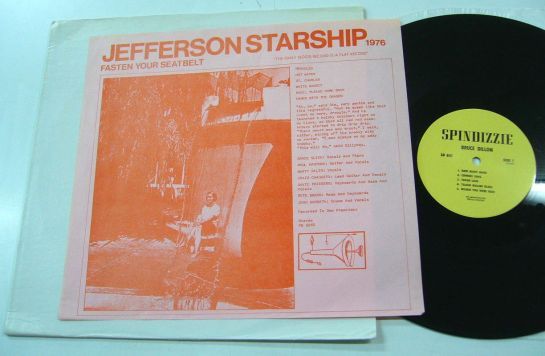 Jefferson Starship FYSB Flat