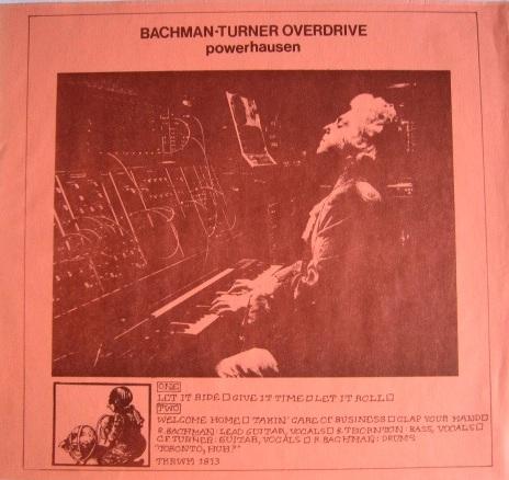 Bachman TO Powerhausen