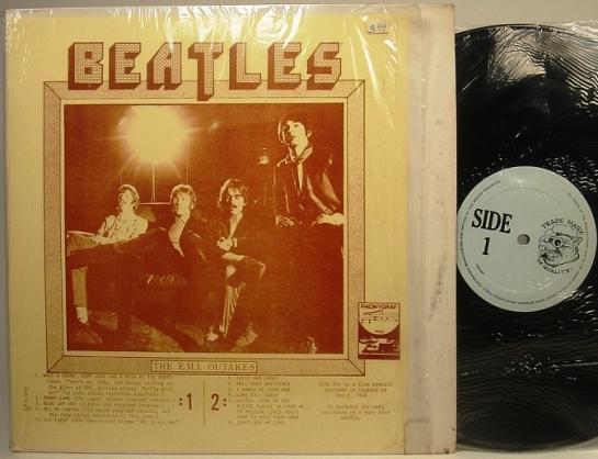 Beatles EMI OT Phony