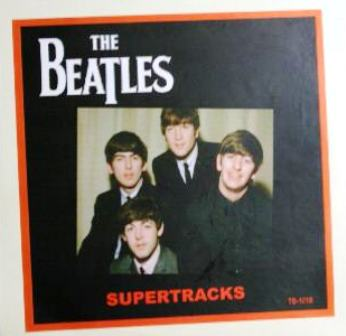 Beatles Supertracks color