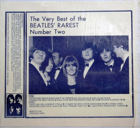 Beatles VBotBRarest 2