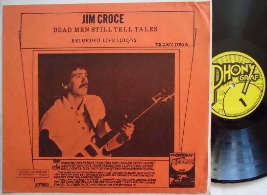 Croce Jim Dead Men Still Tell Tales