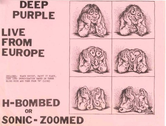 Deep Purple LFEurope detail