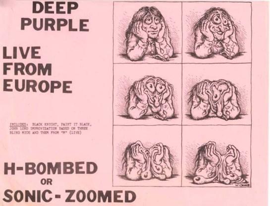 Deep Purple LFEurope detail