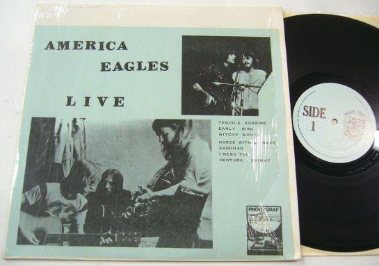 Eagles America Live