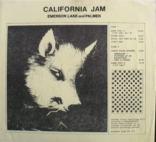 ELP Calif Jam